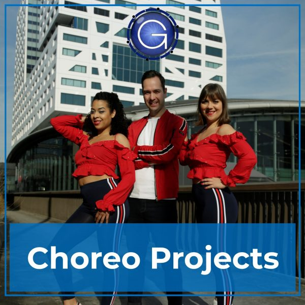 Choreo Projects Guiramigos Leiden Utrecht