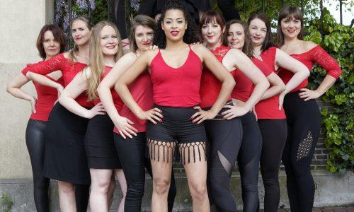 Choreo Project Ladies Bachata Guiramigos